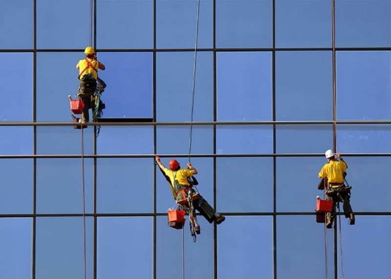 facade cleaning service in Lagos Nigeria.