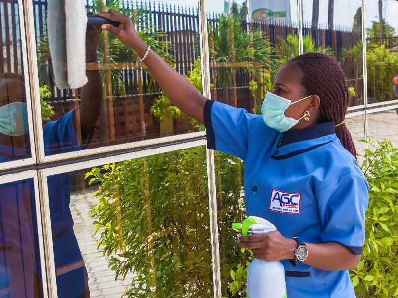 window cleaning service in Lagos Nigeria