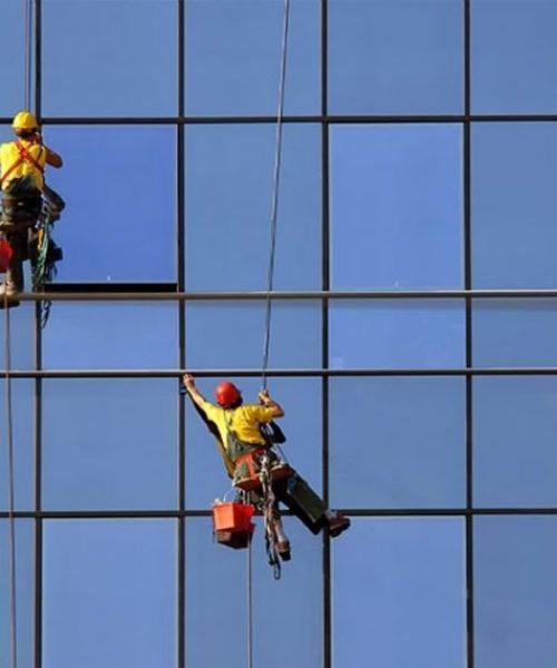 facade cleaning service in Lagos Nigeria.